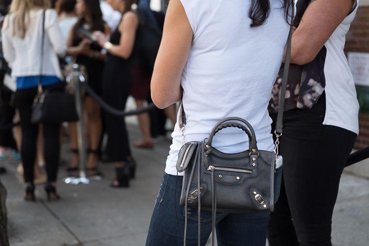 Balenciaga mini city bag, Balenciaga