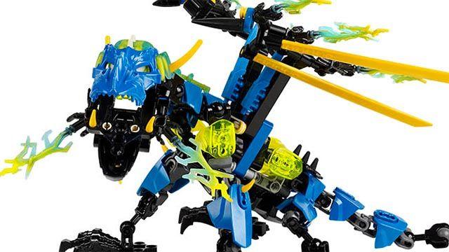 LEGO.com Hero Factory Products - Archive - DRAGON BOLT   Boys ...