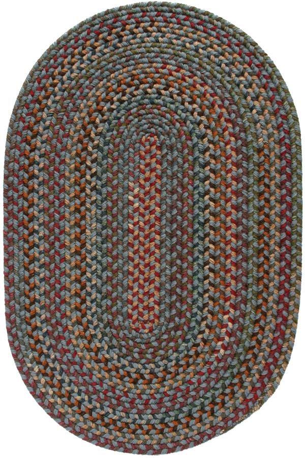 American Classics Wool Select Multi Color Wool Select Multi Color Blue Bonnet Area Rugs Rugs Braided Rugs Rug Direct