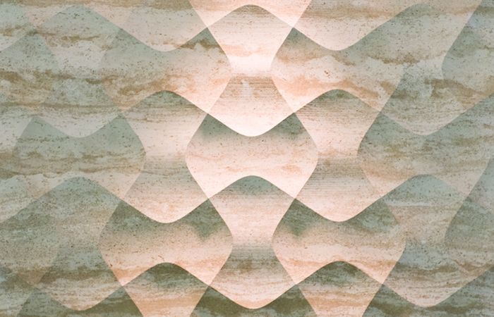 Terra Lithos Italian designed textured limestone exclusive to Lapicida.