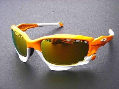 Oakley Jawbone, in Atomic Orange.   Oakley!   Oakley, Oakley ... 2153355053d6