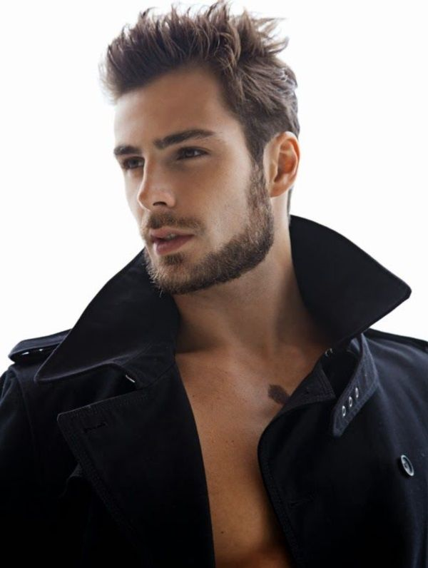 Outstanding 1000 Images About Men39S Hair On Pinterest Undercut Hairstyle Short Hairstyles Gunalazisus
