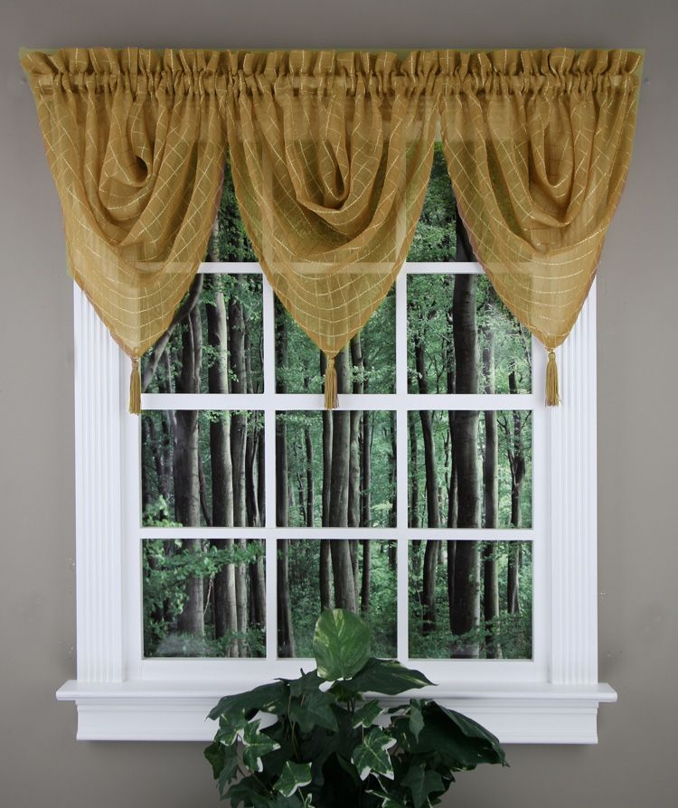 waterfall valance pattern waterfall valance is a lovely sheer waterfall valance gauze like fabric accented with 7886