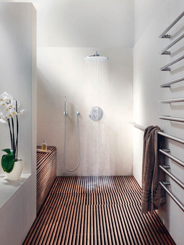 Bajar el listón- Micasarevista | Diseño de baños, Baño con ...