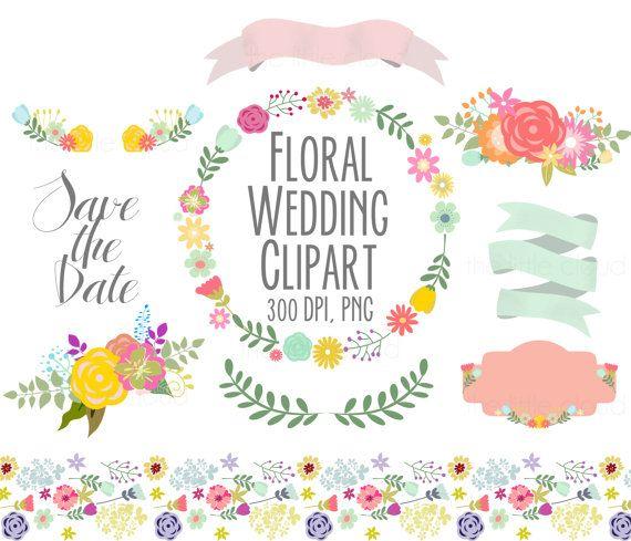 wedding clipart banner - photo #31