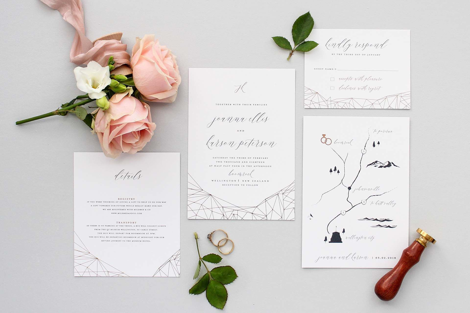 wedding invitation  wedding invitations and response