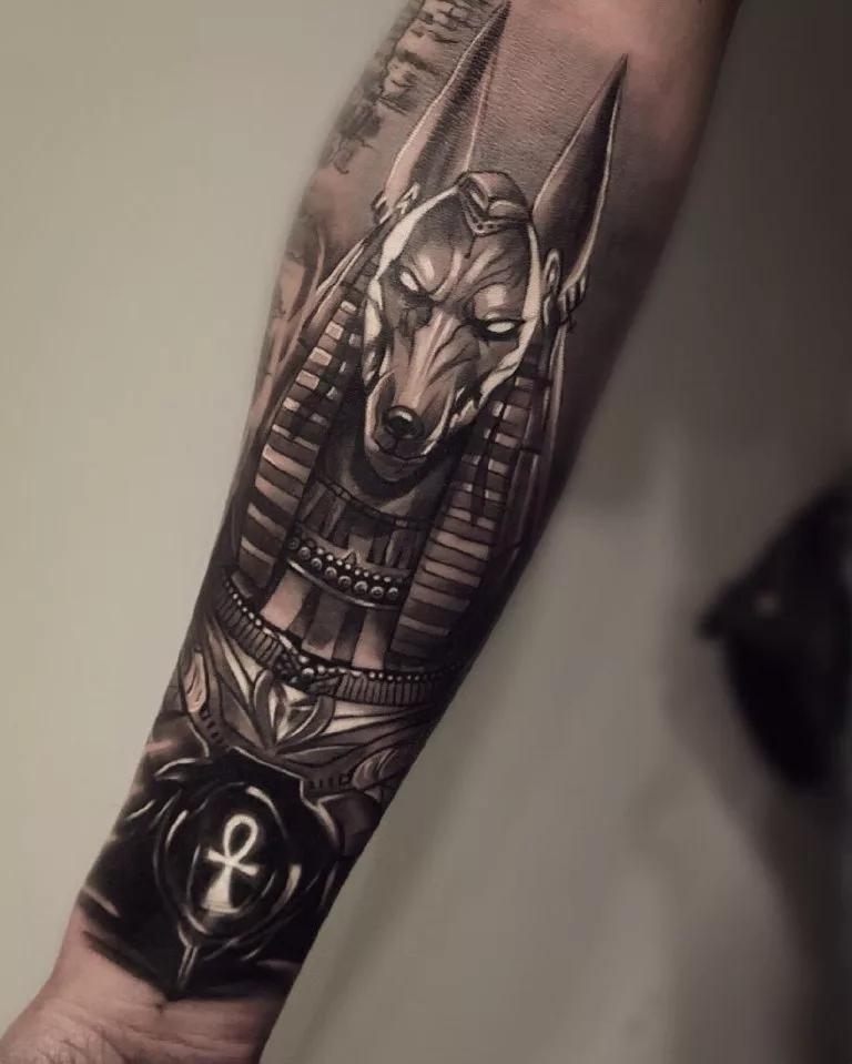 Татуировки для мужчин на руке / Мастерская / SkillVille