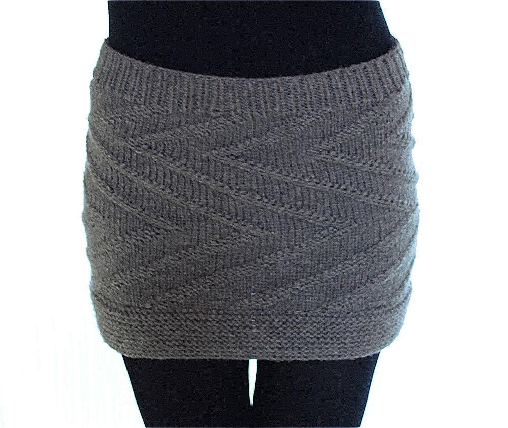 Easy zigzag minirock stricken crochet knit crochet and easy zigzag minirock stricken knitting projectsknitting patternsknitting ideasknitting stitchesfree bankloansurffo Images