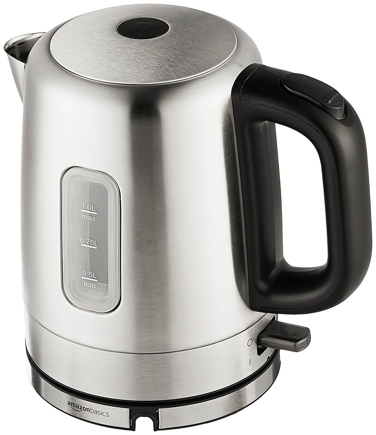 Electric Water Kettle With 1 0 Liter Capacity And 1500 Watts Of Power For Fast Results 120v 60hz Cordless Desig Electric Water Kettle Kettle Electric Kettle