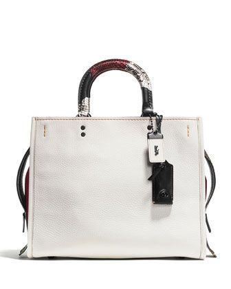 94c3b82597a3 Rogue+Patchwork-Handle+Tote+Bag+by+Coach+1941+at+Neiman+Marcus ...