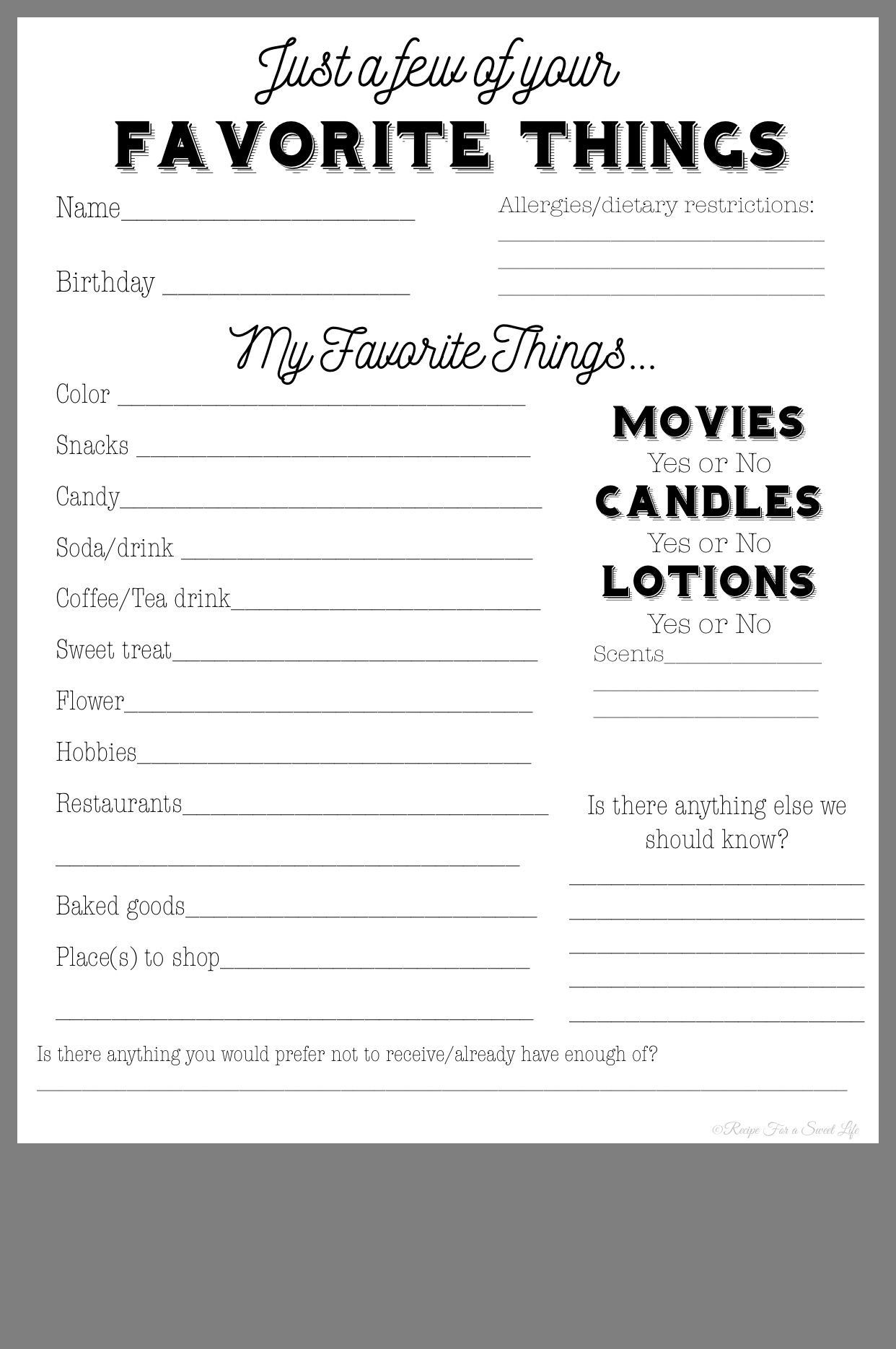 Pin by Bethany Weiler on Gifts to Give Teacher favorite
