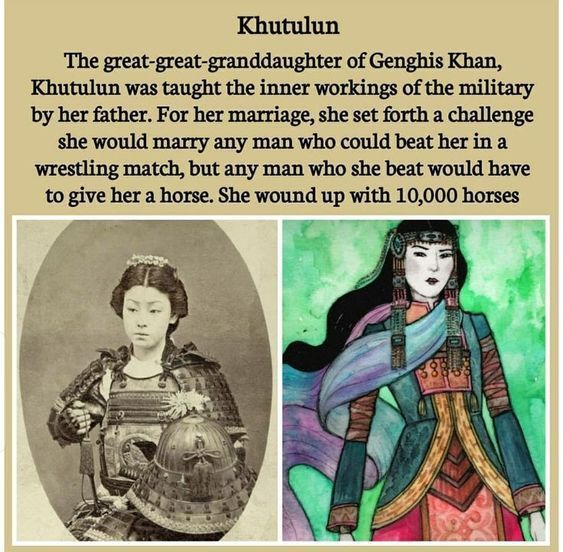 Photo of Amazing And Weird Facts – Incredible Fact About Genghis Khans Great-Great-Granddaughter