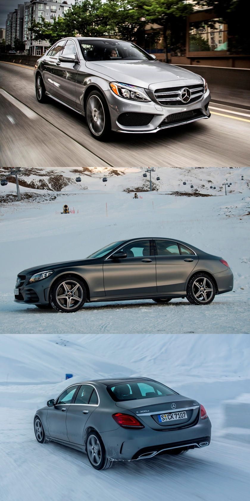 Photo of Official: Mercedes C-Class Sedan Production Leaving America