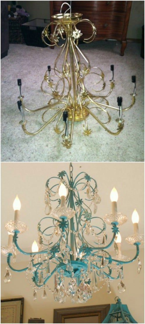 40 Crazy Creative Spray Paint Projects That Will Transform Your Life #spraypainting