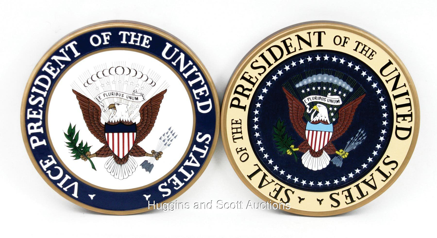 us presidential seal president and vice president