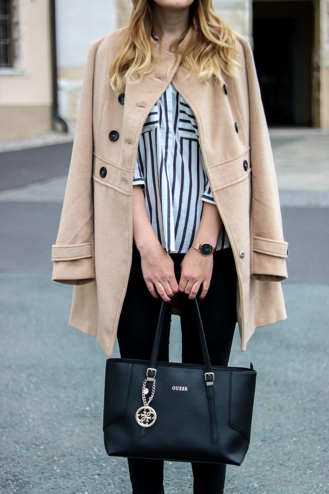 Zeitlose Modeklassiker #2 Der Camel Coat | German Fashion
