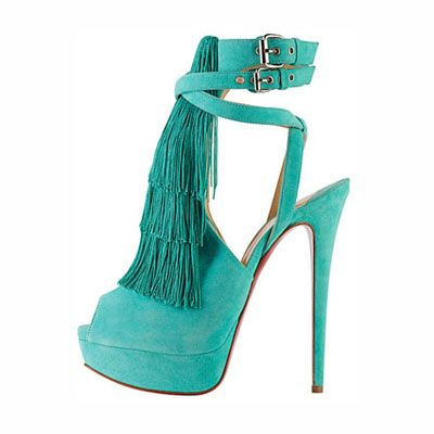 300f80ecbf6e Christian Louboutin Miss Change Of The Guard 150mm Sandals Mint  221021a  -   134.27   Designershoes-shopping