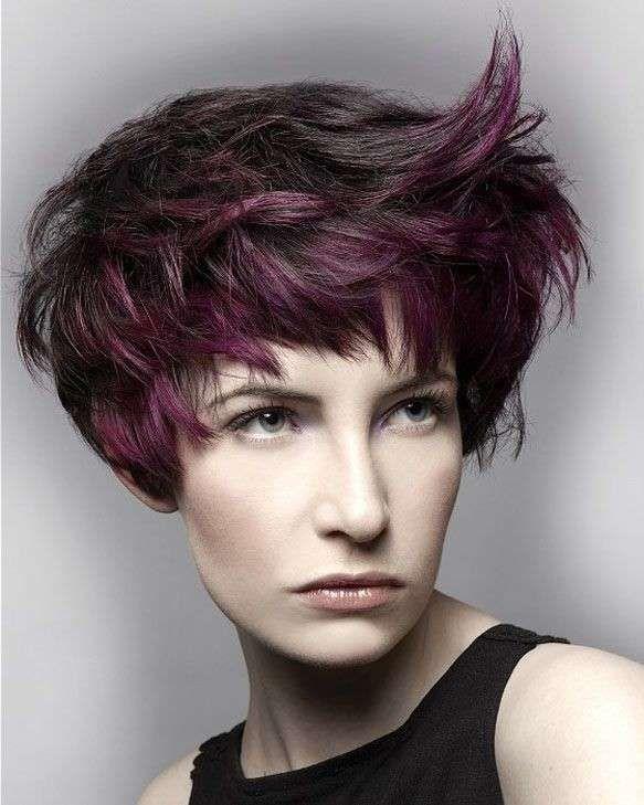 tintes fotos tendencias para pelo corto tintes pelo corto moreno mechas