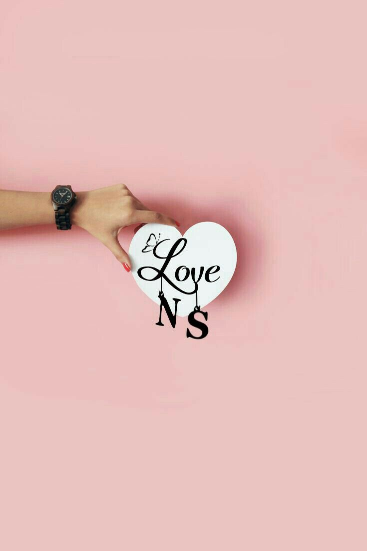 Ns Alphabet With Images Love Smiley Alphabet Wallpaper Cute Love Images