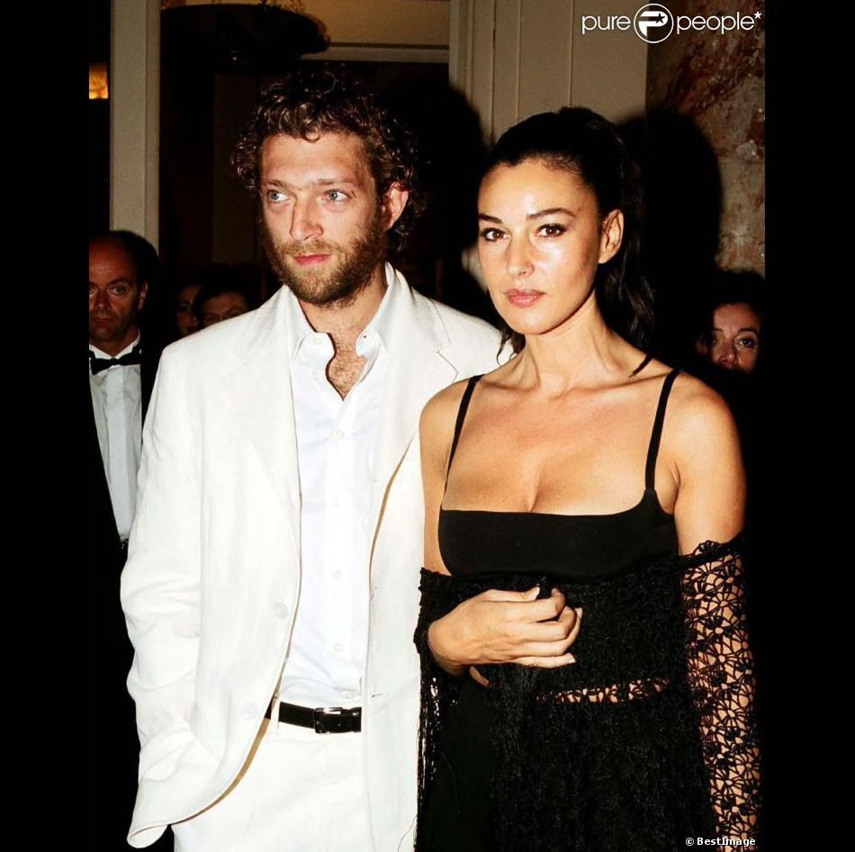 Monica Bellucci and Vincent Cassel were robbed 05/26/2009 92