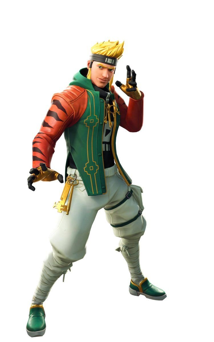 All Leaked Fortnite Skins & Cosmetics Found From the Season 8 Files
