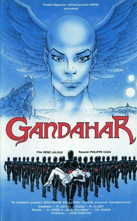 Gandahar Movie Gandahar Film Movie Posters Movies