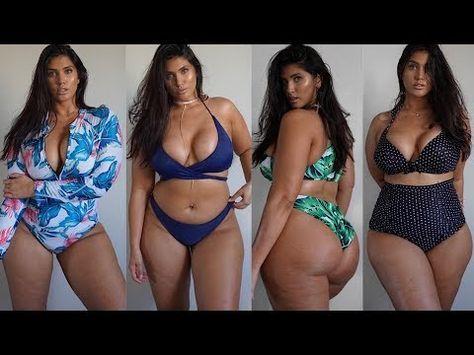 c4a3a2bbfec32 Image result for latecia thomas Big And Beautiful, Beautiful Curves, Plus  Size Swimwear,