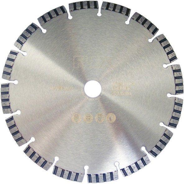 Disque Diamant Plein Pour Multimatiere Diam 140 Mm Flex Disque Diamant