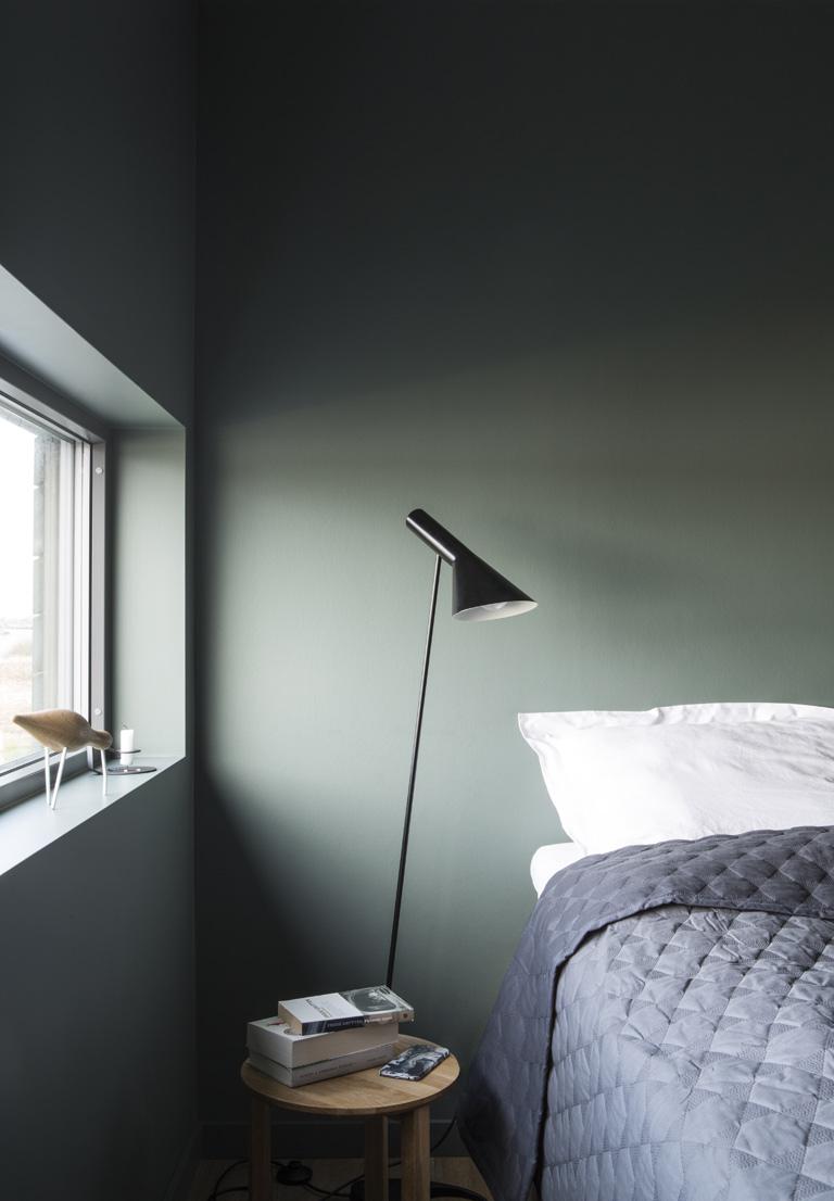 bra färg i sovrum