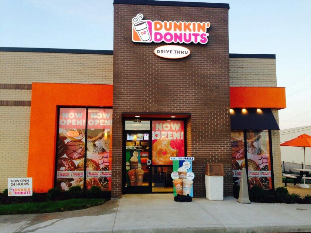 Dunkinksmo on dunkin donuts mister donuts places to eat