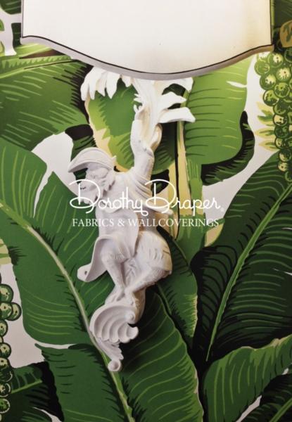 Image result for Dorothy Draper Banana leaf wallpaper