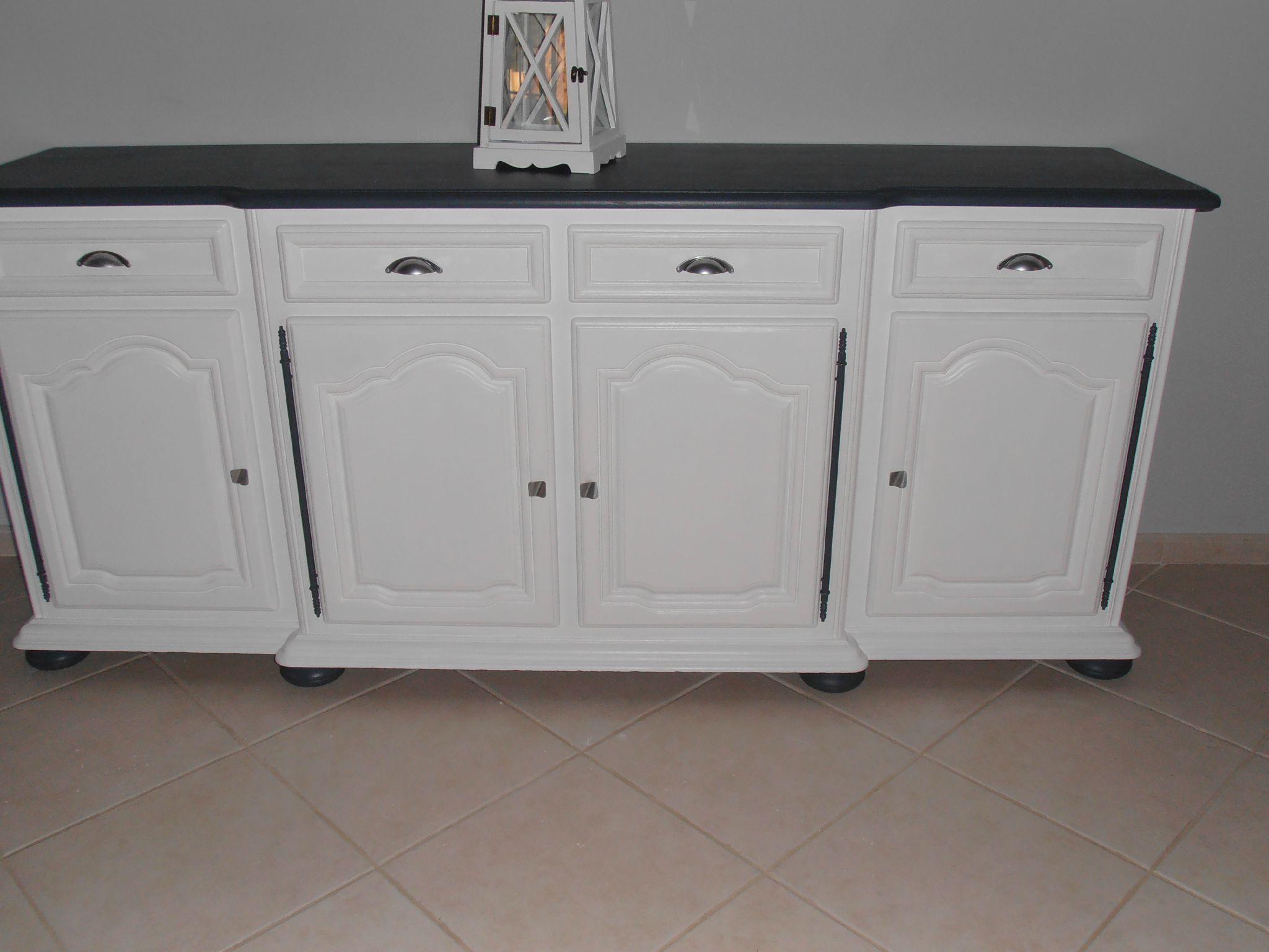 Repeindre un meuble en bois relooking meuble pinterest for Repeindre un meuble en bois