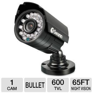 Swann Communications Pro 640 Compact Outdoor Security Camera Model Swpro 640cam By Swann Communi Security Cameras For Home Home Camera System Security Camera