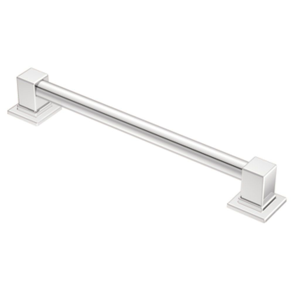 Moen YG8836CH 90-Degree 36-Inch Designer Grab Bar, Chrome | Home ...