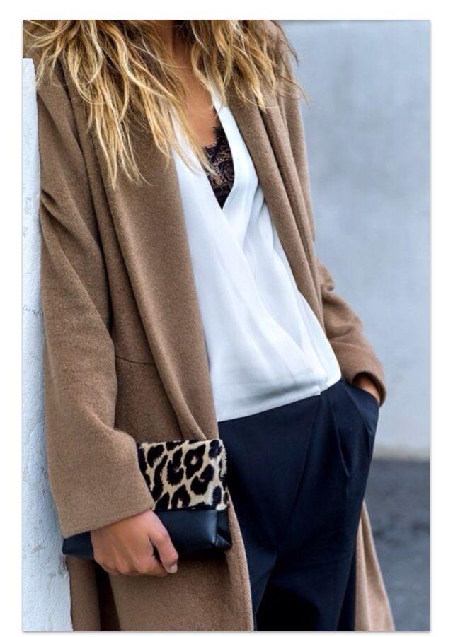 black, white, tan & leopard print