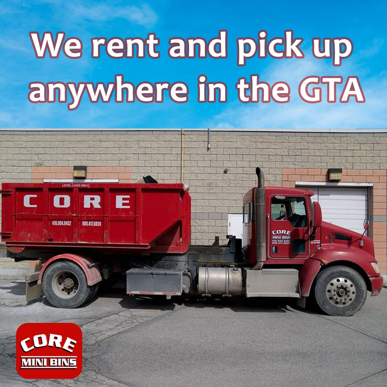 Get Us Now Before We Leave The Office Do You Need A Mini Bin Rental Or Dumpster Rental A Call Is All It T Dumpster Rental Trash Collection Garbage Collection