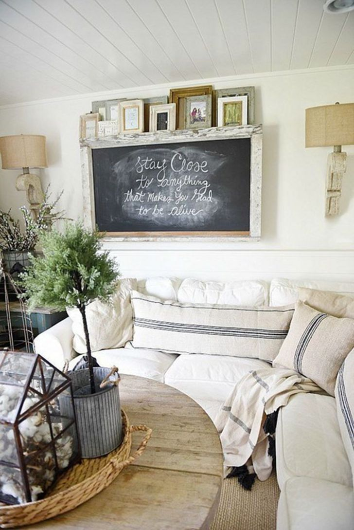 36 wonderful home interior with on a budget farmhouse wall