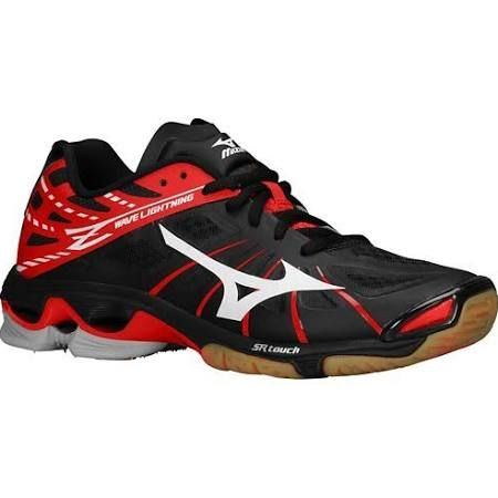 Mizuno Women's Wave Lightning Z Volleyball Shoes | 430186 | Volleyball |  Pinterest | Volleyball shoes, Volleyball and Lightning