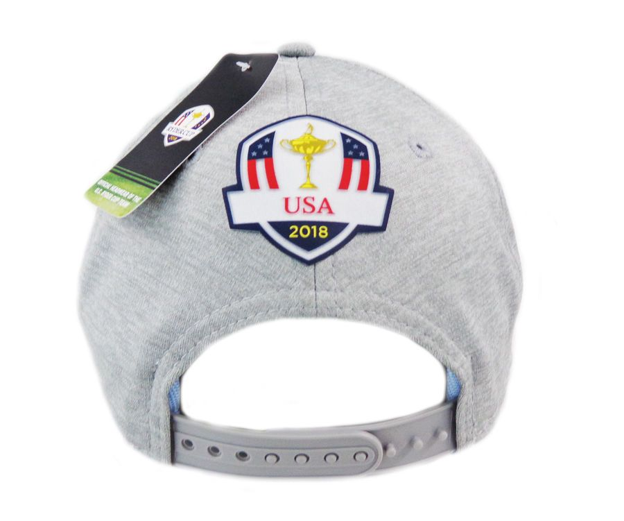 10be637ada2d2 NEW 2018 New Era Low Profile 9Fifty USA Ryder Cup Friday Round Adjustable  Hat 192525851578 eBay Fifty USA Ryder