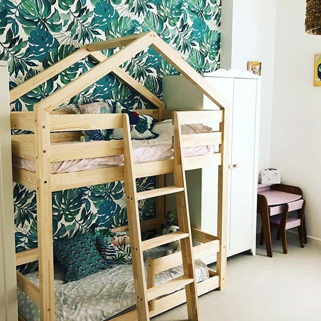 Camera dei bambini: letto a castello | Il Mio Letto ...
