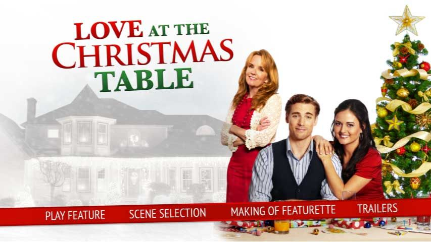 Love At The Christmas Table.Love At The Christmas Table Dvd Post Production Motion