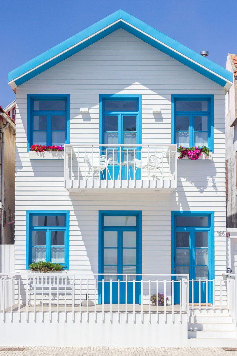 Cores De Casas Tendencias E Fotos Para Pintura Externa Com