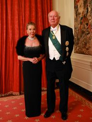 Italian Royal Couple Attend Ball Benefiting American Foundation Of Savoy Orders Disaster Relief Fund And Scholarship Endowment Royal European Royalty Savoy
