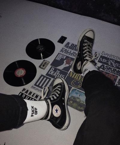 Photo of converse   Tumblr #grungeaesthetic converse   Tumblr