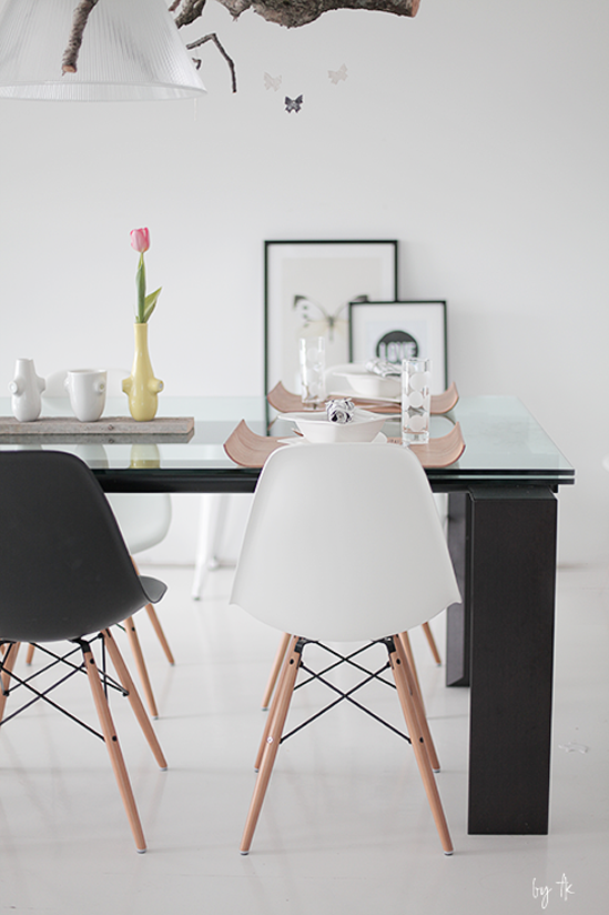 Dining room by Tonje Kyte - via Stylizimo