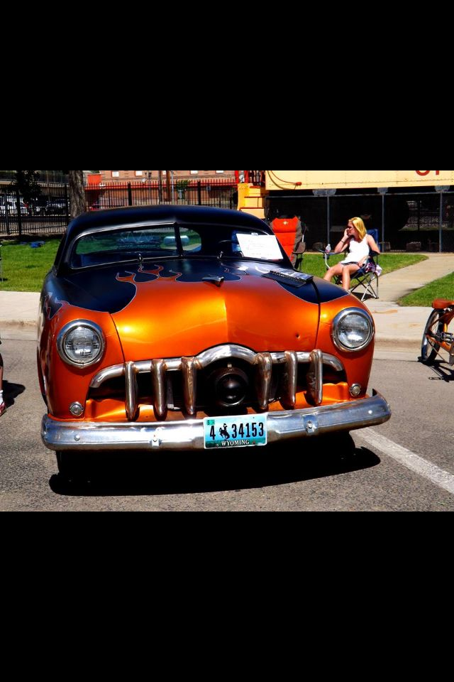 Rock Springs, Wyoming Car Show 2013. Sweet old car. Photo by Kristi ...