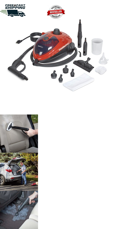 Carpet Steamers 79656 Portable Steam Cleaner Machine Car Care