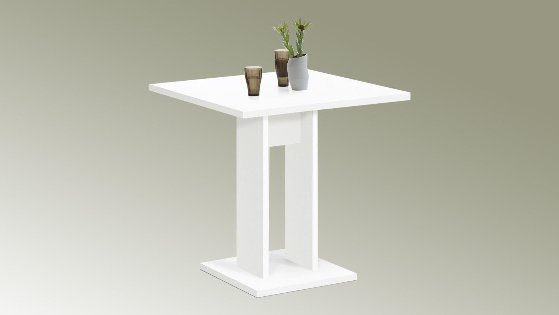 Esstisch Bandol 1 Kuchentisch Tisch Esszimmertisch In Weiss 70x70 Cm Kuche Tisch Esszimmertisch Esstisch