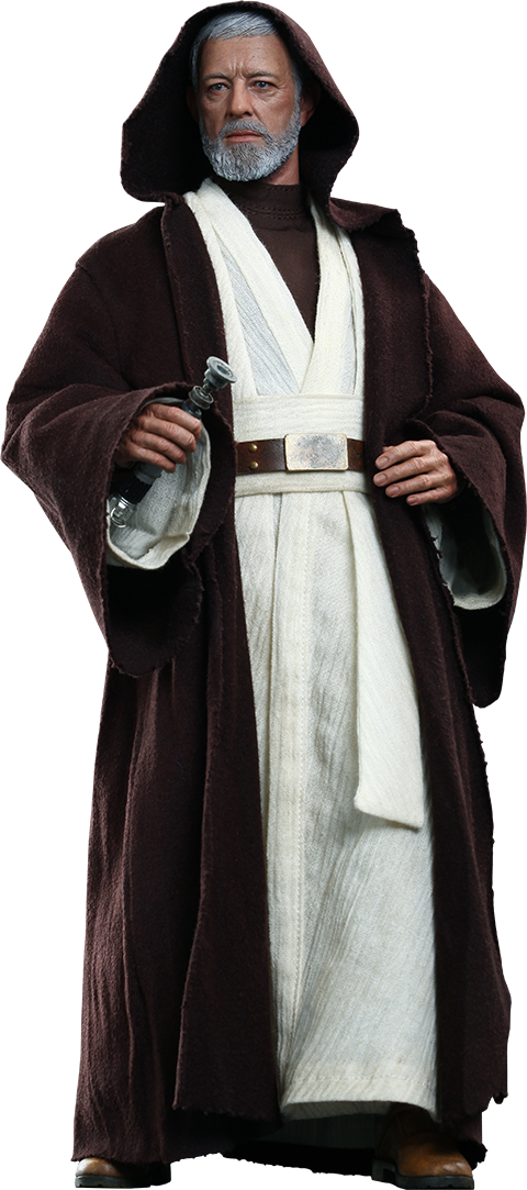 Star Wars Obi Wan Kenobi Sixth Scale Figure By Hot Toys Star Wars Obi Wan Obi Wan Star Wars Episode 4