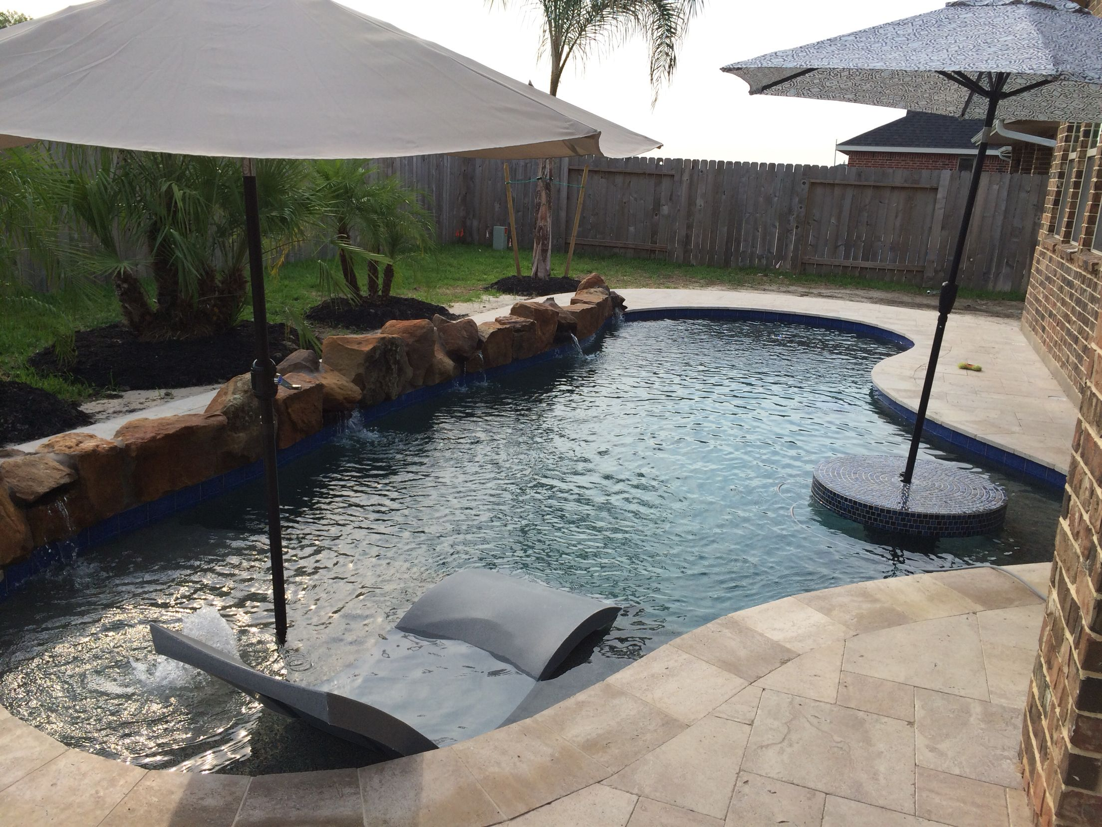 Small Pool Idea By Kyle Franco With Premier Pools And